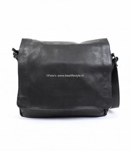 Bear Design Messenger bag CP1484 Zwart