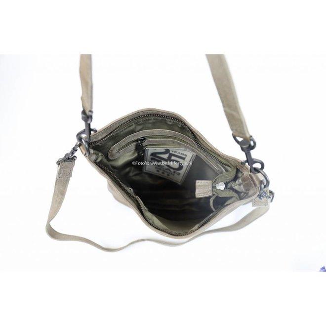 Buideltasje 'Caprica' - Rino Grey CP1297