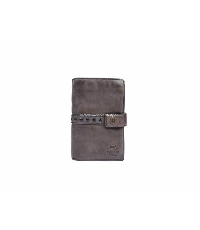Bear Design Dames portemonnee 'Studs' - Lavender CL 15087