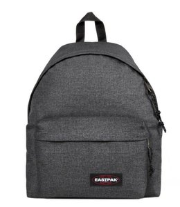 Eastpak Padded Pak'r Black Denim Rugzak