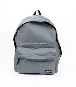 New Rebels Rugzak Grey - Basic