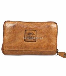 Bear Design Portemonnaie CL14897 Cognac