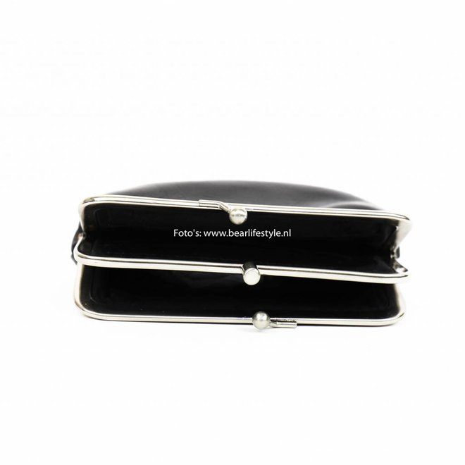 Brieftasche Brieftasche groß - 9514 Black Roma