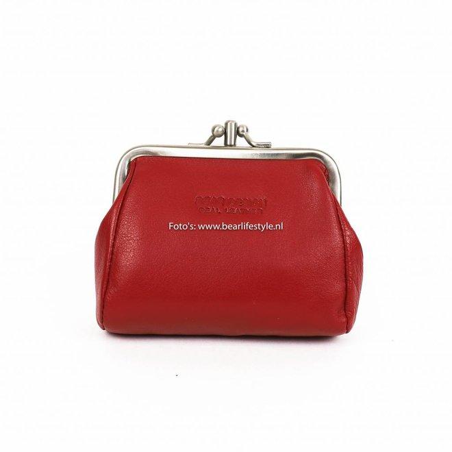 Bügelportemonnaie RO9924 Rot