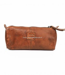 Bear Design Leder Etui XL - Cognac CL6258