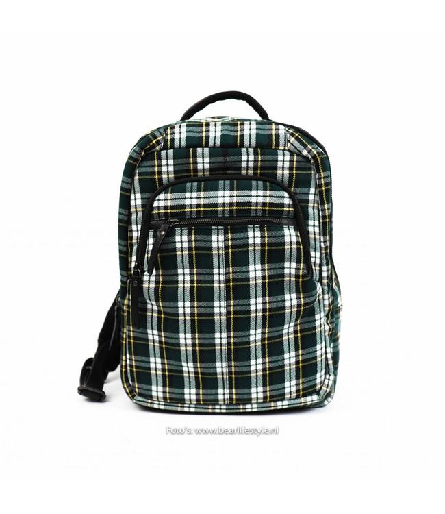 Bear Design Rugzak - CA0001 Groen/zwart