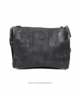 Bear Design CP1268 Brieftasche Tasche XXL Blau