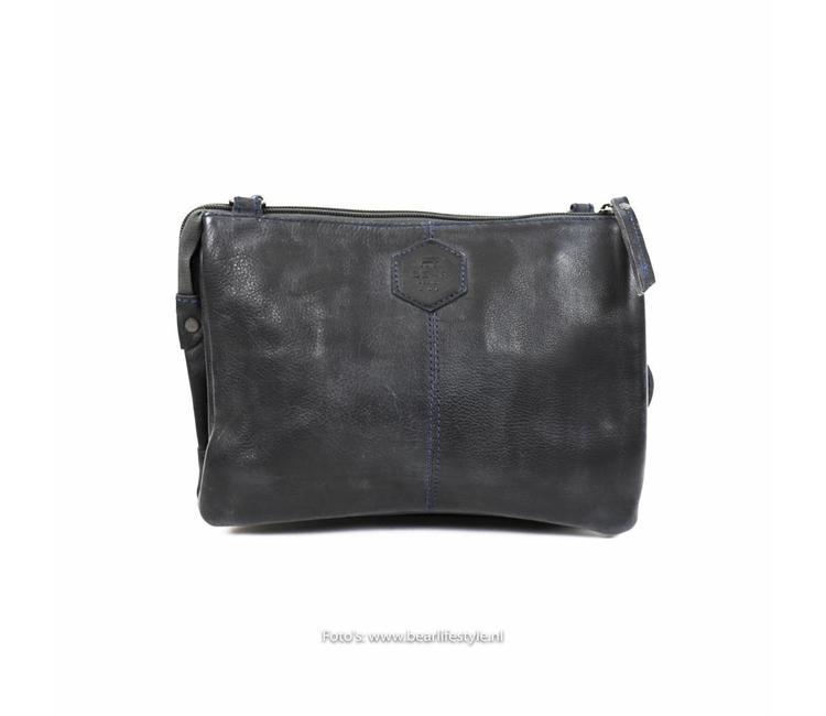 f19f7ef0e492f Bear Design CP1268 Brieftasche Tasche XXL - Blau - BEAR Lifestyle
