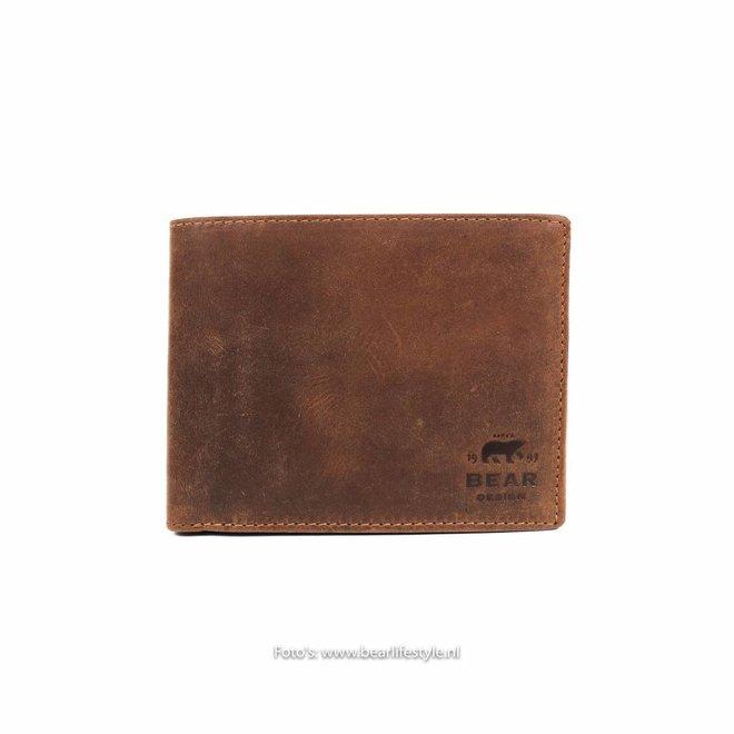 Billfold 'Ryan' VG 13552 Cognac