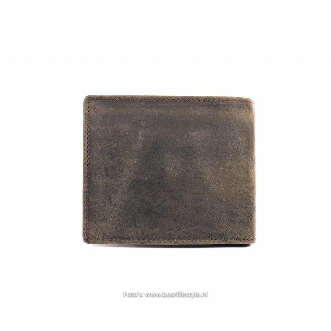 Billfold laag - HD8731 Bruin