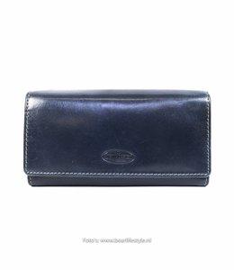Bear Design Damenbrieftasche RO9918 Blau