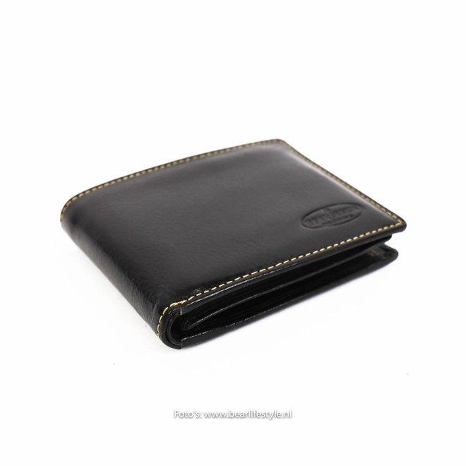 Brieftasche RO9596 Schwarz