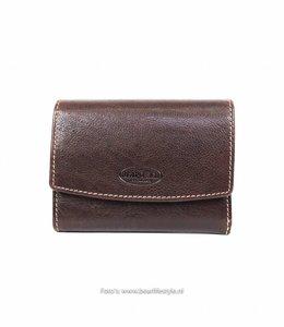 Bear Design Losgeld/Bak Portemonnee RO9523 Bruin