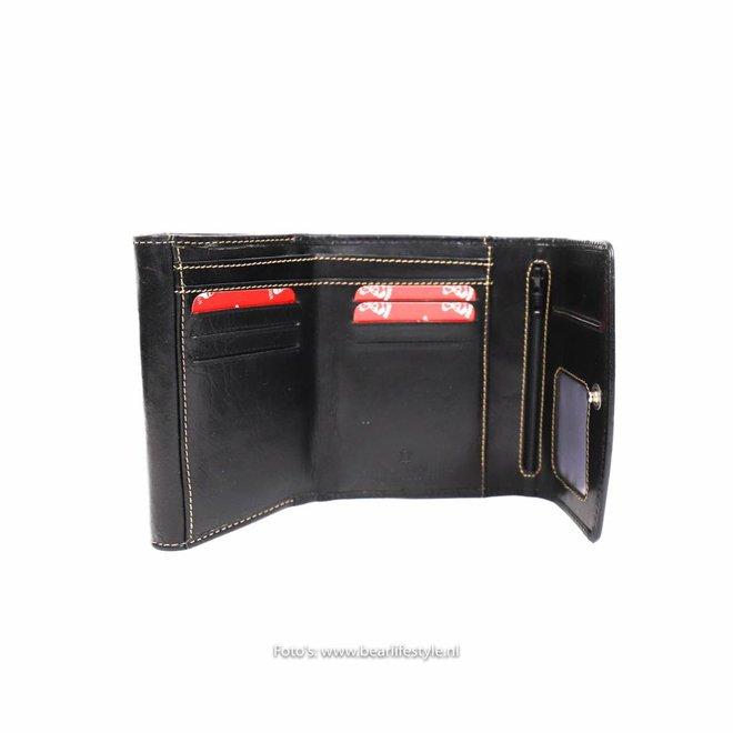 Damenportemonnaie RO7580 Schwarz