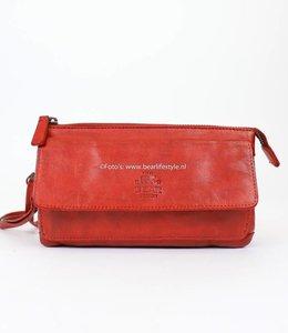Bear Design Portemonnee-/Tasje Romy - Rood CL15567