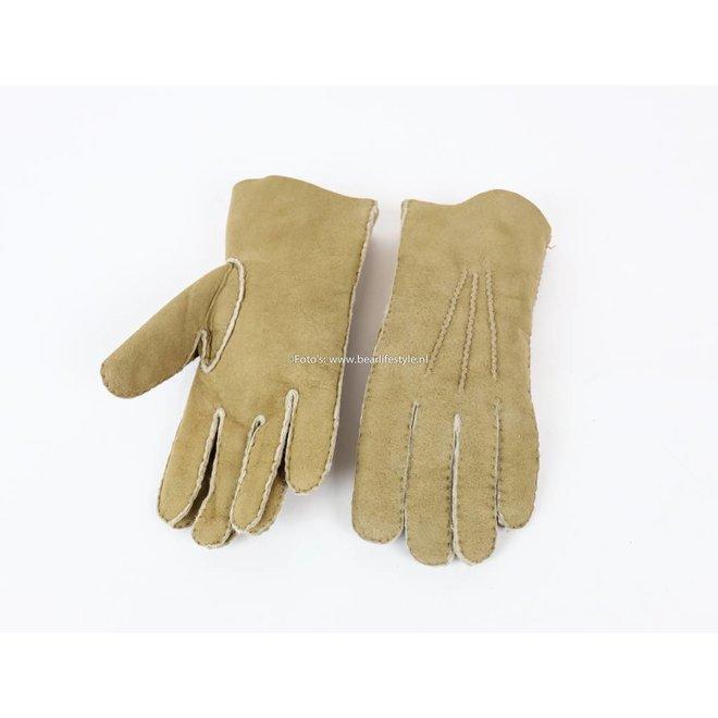Leren Handschoen Lammy