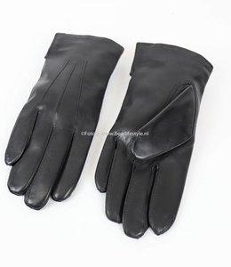 Otto Kessler Leren Dames Handschoen Zwart