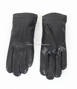 Otto Kessler Leren Handschoen Smooth  Zwart