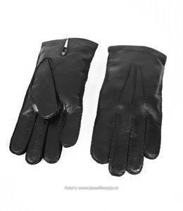 Otto Kessler Leren Handschoen Classic Zwart