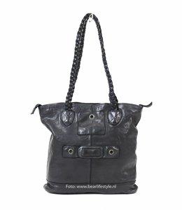 Bear Design Shopper Zwart CL35011 Lavato