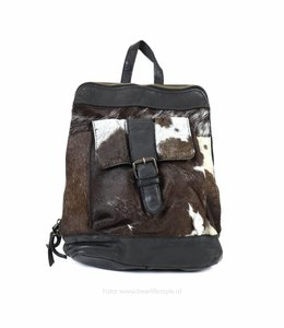 Bear Design Rugzakje Cow/Lavato CL35101 Zwart