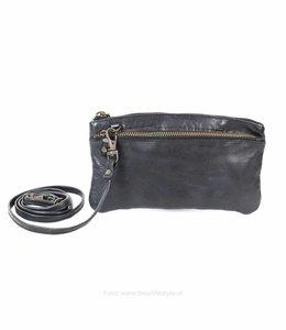 Bear Design Klein schoudertasje 'Ize' - CL 15752 Zwart