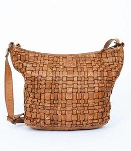 Bear Design Schoudertas 'Tess' Klein - CL 32503 Cognac