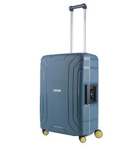CarryOn Trolley Steward Ice Blau 65cm