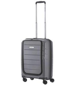 CarryOn Trolley Mobile Worker 55CM Grau