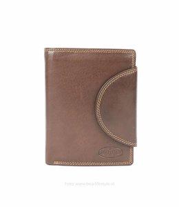 Bear Design Billfold - FR9274 Bruin