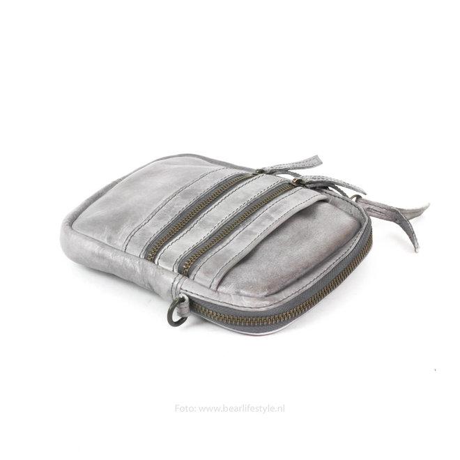 Reisetasche 'Vikas' CL3701 Stahl