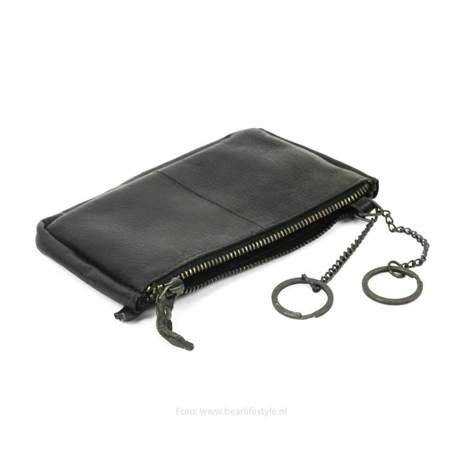 Schlüssel- / Lösegeldbörse CP7090 - Schwarz