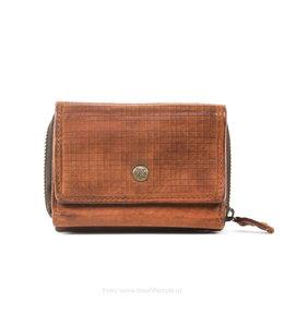 Bear Design Kleine portemonnee GR11086 - Cognac