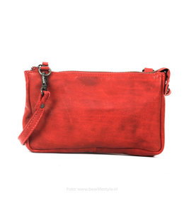 Bear Design Clutch Martina CP1534 - Rood