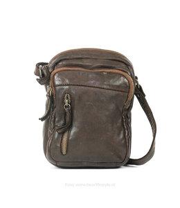 Bear Design Klein schoudertasje/reistasje Karin CL5243 - Bruin