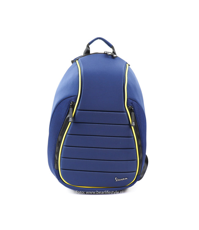 fe8609417301e Vespa  Seat  rugzak donker blauw - BEAR Lifestyle - BEAR Lifestyle