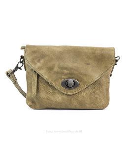 Bear Design Kleine Tasche 'Amber' CP 1676 Sage