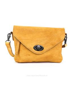 Bear Design Kleine Tasche 'Amber' CP 1676 Gelb