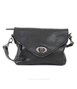 Bear Design Kleine Tasche 'Amber' CP 1676 Schwarz