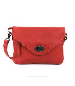 Bear Design Kleine Tasche 'Amber' CP 1676 Rot