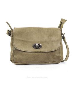 Bear Design Kleine Tasche 'Candice' CP 1687 Sage