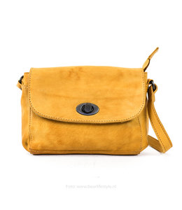 Bear Design Kleine Tasche 'Candice' CP 1687 Gelb