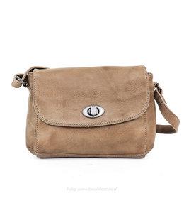 Bear Design Kleine Tasche 'Candice' CP 1687 Rino Grey