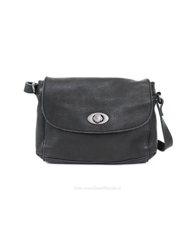 Bear Design Kleine Tasche 'Candice' CP 1687 Schwarz