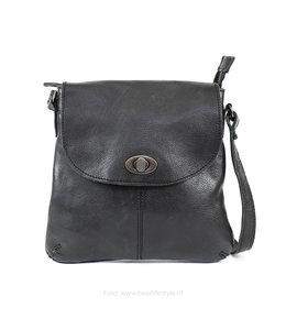 Bear Design Klein tasje 'Marilyn' CP 1686 Zwart