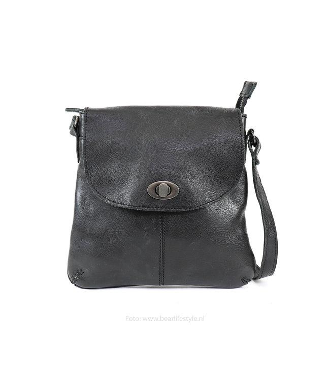 Bear Design Kleine Tasche 'Marilyn' CP 1686 Schwarz