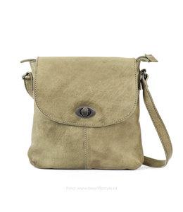 Bear Design Kleine Tasche 'Marilyn' CP 1686 Sage