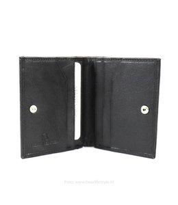 Bear Design Pasjeshouder portemonnee TU07 - Zwart