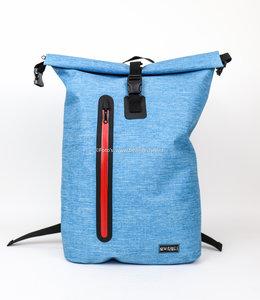 """New Rebels """"Vasos"""" waterproof backpack Turqquoise"""