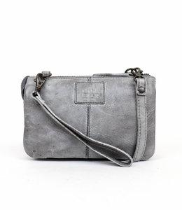 Bear Design Geldbörse Tasche / Umhängetasche 'Umi 2' - Stahl CL 36799
